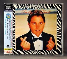 Timothy B. SCHMIT EAGLES Playin' It Cool JAPAN Plastic Case SHM-CD WPCR-17474