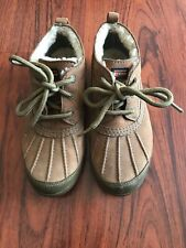 Womens Shoes UGG Size 5.5 Color Brown Leather Waterproof Event