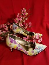 J Renee Floral Shoes