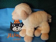 "JELLYCAT Cream Lamb 7"" approx Soft plush  toy j2738 VGC"