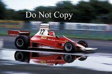 Niki Lauda Ferrari 312 T F1 Season 1975 Photograph 4
