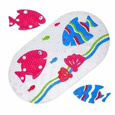 Liuba Original Baby Bath Mat for Tub for Kids Non Slip Bathtub M 27 inch*15 inch