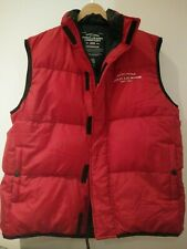 Ralph Lauren Polo Jeans Co Vintage Puffer Down Padded Vest M