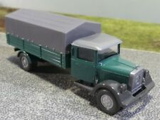 A1598 Wiking 1:87 HO MB 2500 vorkrieg CAMION BLU GRIGIO pianificare CAMION