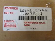 OEM Lexus NX200T NX300H (2015) BODY SIDE MOLDINGS SET (Fire Agate) (4V3)