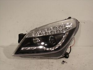 08 09 2008 2009 SATURN ASTRA LED PROJECTOR DRIVER LEFT HEADLIGHT LAMP LENS 10148