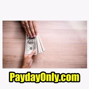 PaydayOnly.com PREMIUM Payday Loan/Cash Advance/Money/Credit DOMAIN NAME $$ NR