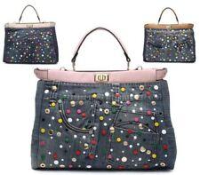 Denim Black Bags   Handbags for Women   eBay 44661089b1