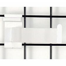 Only Hangers Grid Rectangular Faceout- White