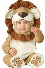 InCharacter Lovable Lion Infant Costume X-Small (0-6)