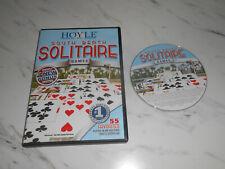 Hoyle South Beach Solitaire PC CD ROM ** 55 Lieblingsspiele ** Karte dicken Spaß