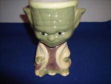"YODA - Galerie Star Wars 10 Oz. Ceramic Goblet 5 3/4"" tall"