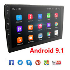 10.1 INCH 2Din Car Stereo Radio FM GPS Wifi Touch Screen mp5 Android 9.1 1080P