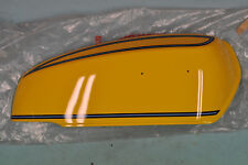 NOS 1976 Honda GL1000 Goldwing Yellow Right Side Tank Cover Cowl, GL 1000
