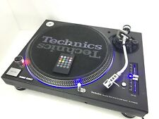 TECHNICS SL 1210 M3D Profesional Turntable Refurbish Audio Light Remote Control