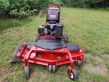 TORO TURBO FORCE 30489 52' Hydro walk behind 164 HOURS COMMERCIAL MOWER