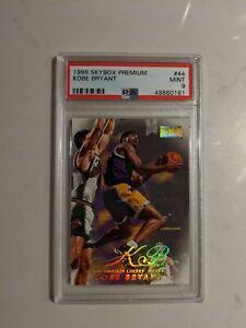 1998 Kobe Bryant Skybox Premium #44 PSA 9!! MINT!!