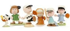 Lenox Baseball Team Peanuts Snoopy Charlie Brown Figurine *New in Box*