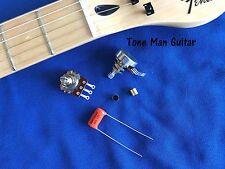 DIY Guitar Upgrade Kit For Fender Telecaster With Orange Drop Tone Cap & Pots