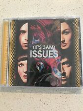 MINDLESS SELF INDULGENCE - (IT'S 3 AM) ISSUES - CD - BRAND NEW - SEALED