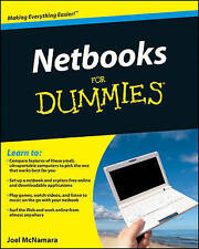 NEW Netbooks For Dummies by Joel McNamara