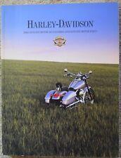 2000 Harley-Davidson Genuine Motor Accessories & Motor Parts Catalog
