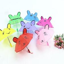 Children Kids Mini Umbrella Animal Ears Cartoon Dance Lovely Small Gift T.US