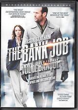 DVD ZONE 1--THE BANK JOB / VOL DE BANQUE--STATHAM/DONALDSON