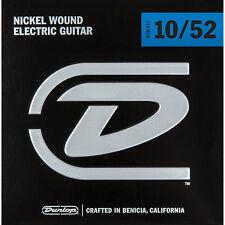 Dunlop 10-52 Níquel Ligeras Pesado Cuerdas Guitarra Eléctrica