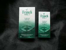 120 & 55ml Franch Oil Traditional Medicine for Burns,Wounds,Mosquito Bites HALAL