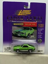 Johnny Lightning - Classic Gold Collection  1969 AMC AMX 2000