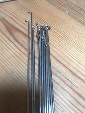 16 x DT Swiss Spokes Bike STA 2.0 X 292 Draw 20-119  Silver Spokes - 292 mm