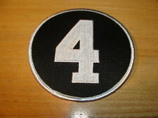 NHL Hockey Montreal Canadiens Jean Beliveau Memorial Night Jersey Patch Habs #4