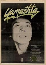 Stomu Yamashta UK Tour advert 1975