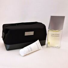 Issey Miyake L'eau D'Issey Pour Homme Gift set  3.3o z EDT 2.5 oz Shower Gel