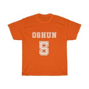 Oshun Orisha shirt, ifa, Yemaya, Oshun, Oya, Santeria, Orisha Power, Protection