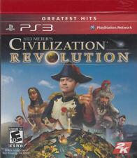 Civilization Revolution PS3 New Playstation 3