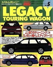 JDM HYPER REV Vol.05 SUBARU LEGACY Touring Wagon LEGACY SUPER DRESS UP