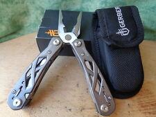 Pince Outils Gerber Suspension Multi-Tools Ciseaux, Couteau, Tournevis G1471