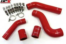 HPS Red Silicone Intercooler Turbo Hose Kit for Mitsubishi Lancer EVO 10 X