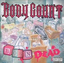 Born Dead [PA] by Body Count (CD, Sep-1994, Virgin)