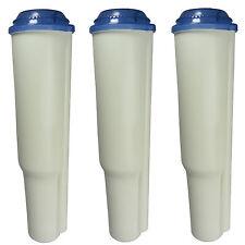 3 x Filterpatronen Wasserfilter statt JURA Impressa Claris White 60209 68739