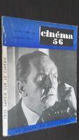 Revista Dibujada Cinema N º 10 Mar / Abr . 1956 ABE