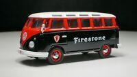 1964 Volkswagen Samba Bus 1/64 Scale Rare Diecast Diorama Car Real Riders