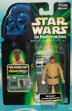 STAR WARS POTF SERIES COMMTECH WUHER CANTINA BARTENDER FIGURE