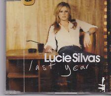 Lucie Silvas-Last Year cd maxi single