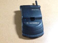 Collectible Motorola Startac Digital Cellular Flip Phone #Swf3398M Untested