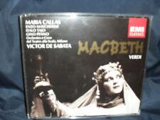 Verdi - Macbeth - Callas / De Sabata -2CDs