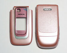 Pink Cover Housing Fascia facia Faceplate for nokia 6131 N6131