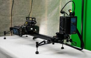 Kessler Stealth Slider & Second Shooter Motion Control System